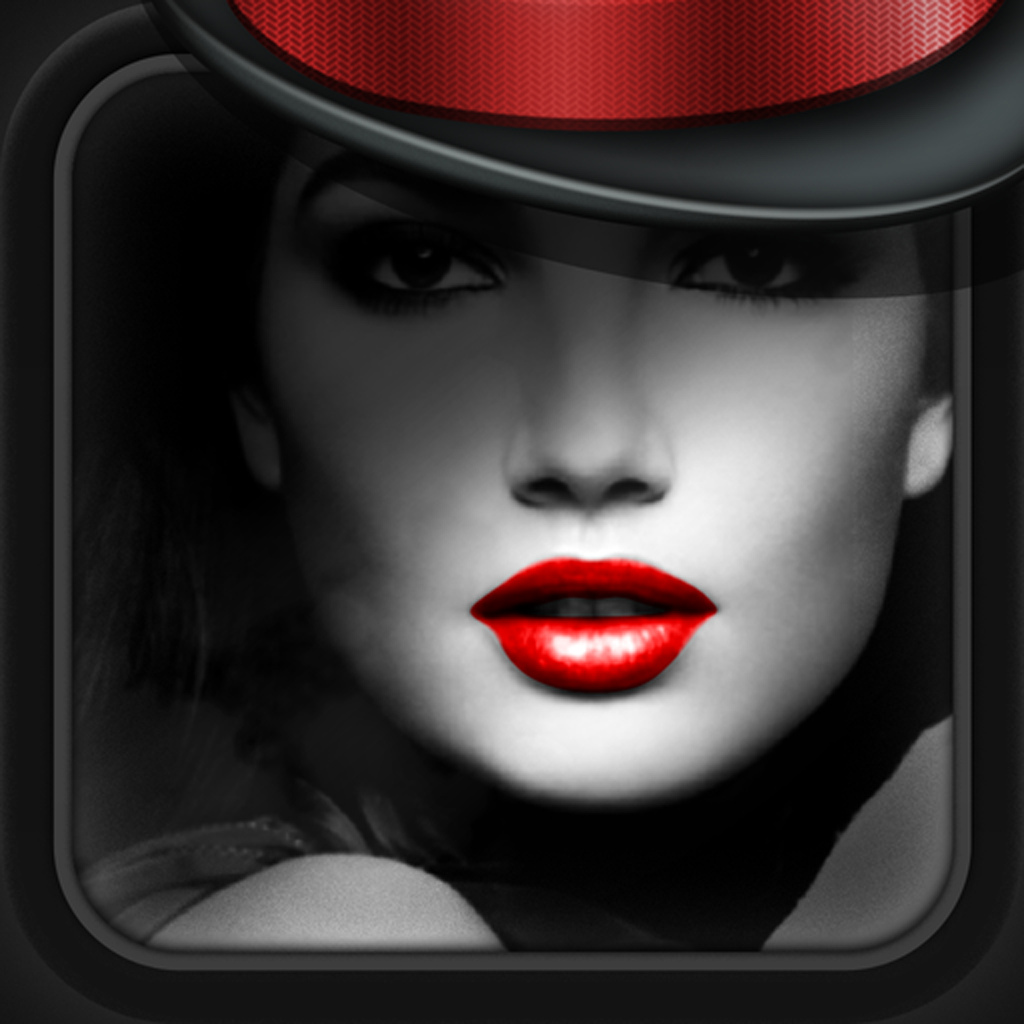 Pic Noir - B&W Vignette Illustrator with Greyscale & Sepia 1920 Textures! by Applause PTY LTD icon