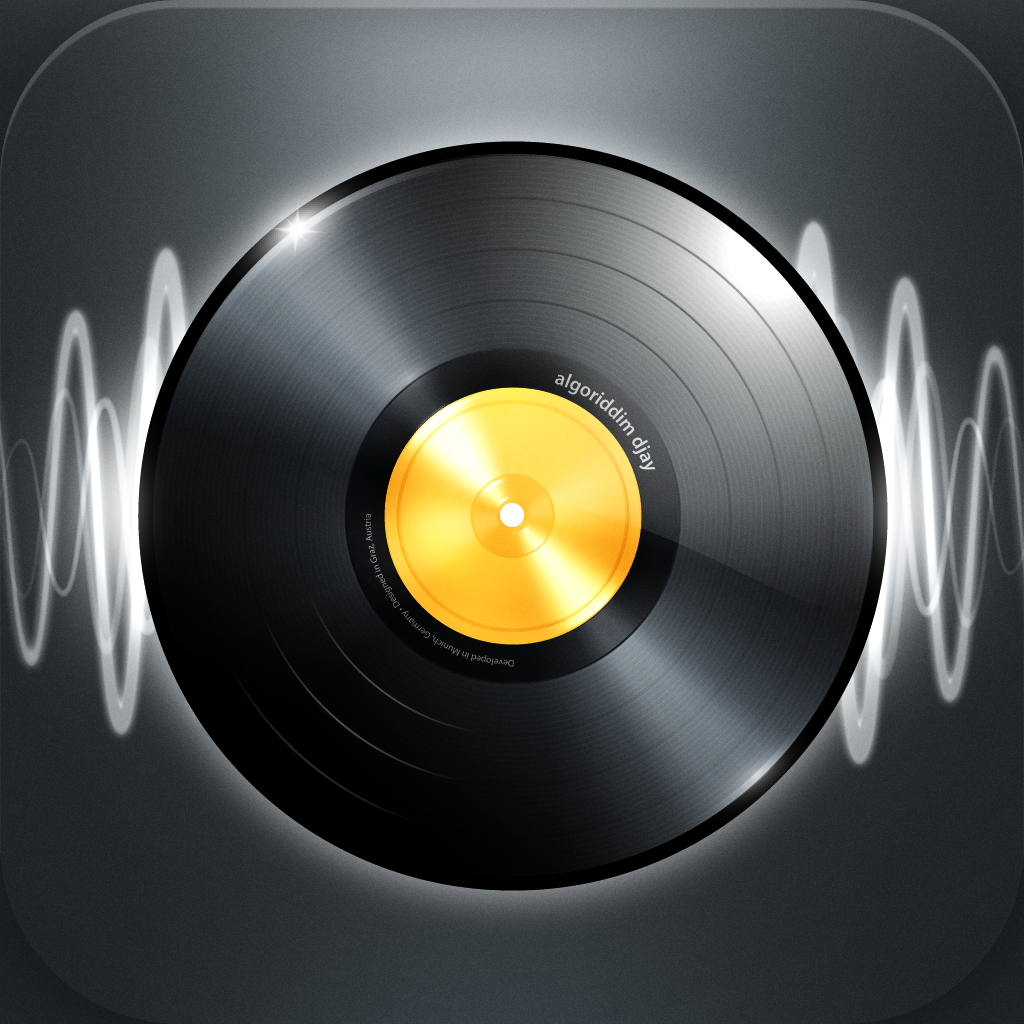 djay 1 (AppStore Link)